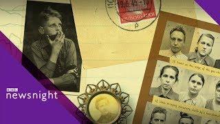 Nora Krug's journey home - BBC Newsnight