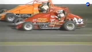 1997 USAC National Sprint Car Rd.17 IRP [Full race]