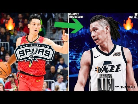 3 Trade Destinations For Jeremy Lin!   Joining San Antonio Spurs with DeMar DeRozan?