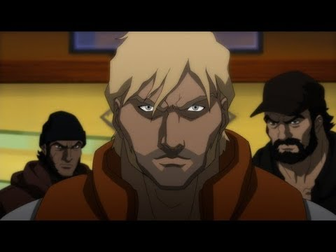 Arthur Curry o Aquamanvs civis