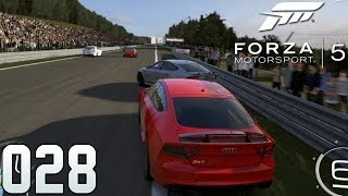 FORZA MOTORSPORT 5 Part 28 - Die Audi-Gang (FullHD) / Lets Play Forza 5