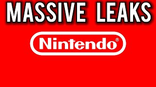 We need to talk about that Massive Nintendo Leak | MVG