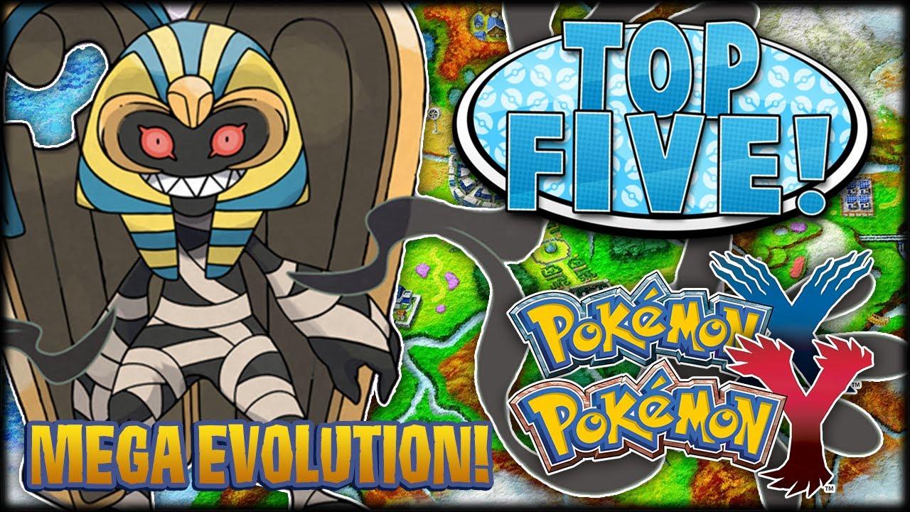 Top 5 pokemon that should have mega evolutions in pokemon x y youtube - What is pokemon mega evolution ...