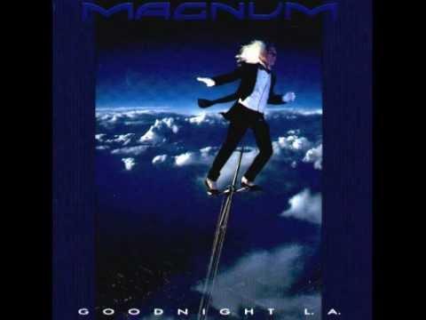 """MAGNUM - ALBUM - """" GOODNIGHT L.A. """" (1990)"""