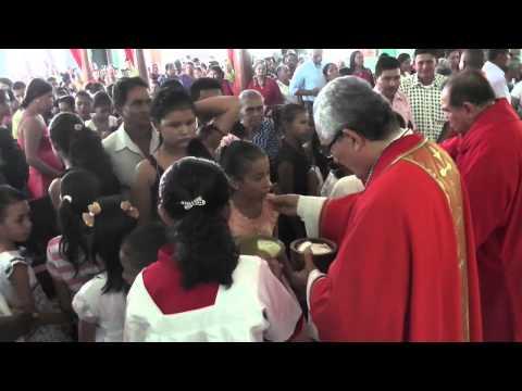 Celebración de San Lorenzo Mártir  en Somotillo 2015