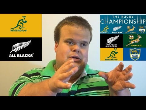 Australia vs New Zealand Predictions | Rugby Championship 2018 Round 2