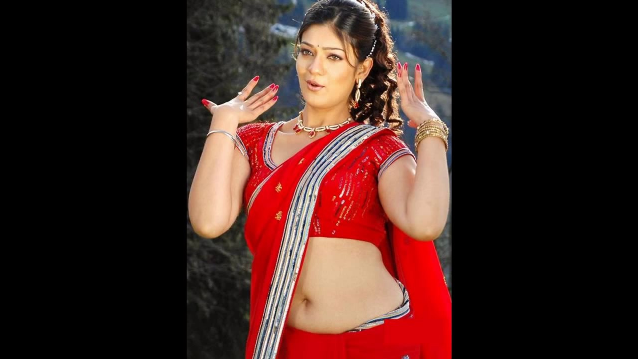 South Indian Best Navel Show