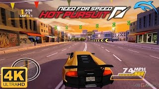 Need for Speed: Hot Pursuit - Gameplay Wii 4K 2160p (Dolphin 5.0)