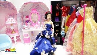 فساتين العروسة باربي- العاب تلبيس بنات-باربي الدمية وفساتينها-Barbie D.I.Y. Emoji Style Doll