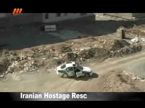 Iranian Hostage Rescue Team In Action(Real)