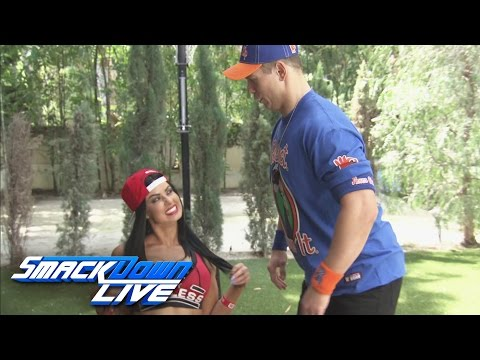"""Check out alleged """"lost"""" episode of Total Bellas - Part 1: SmackDown LIVE, March 21, 2017"""