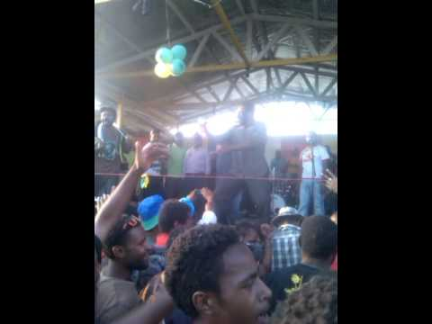 Daniel Bilip-Live performance Enga Day