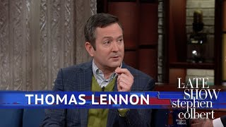Thomas Lennon Saved A Squirrel's Life