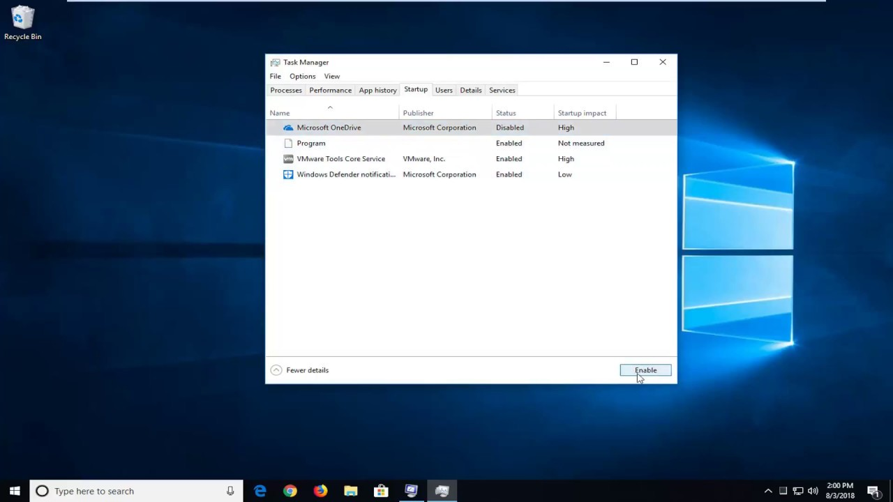 How to Stop Skype from Running Automatically at Startup on Windows