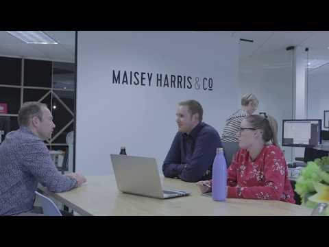 About Maisey Harris & Co - This Is Our Story