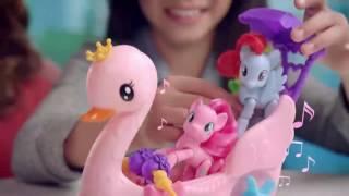 Игрушки My Little Pony Май Литл Пони и игровой набор 3600 Пинки Пай на лодке