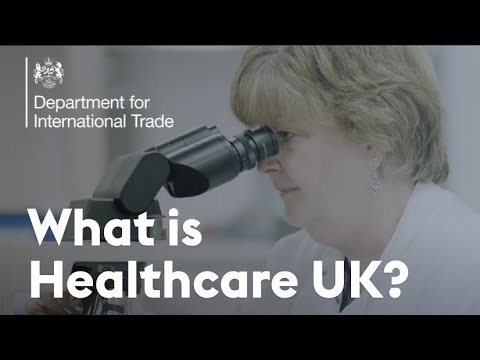 Healthcare UK – Exporting is GREAT