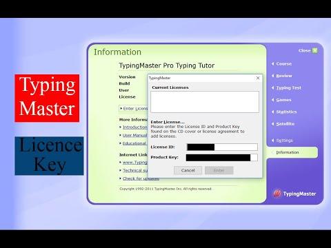 typing master pro key free download - Myhiton