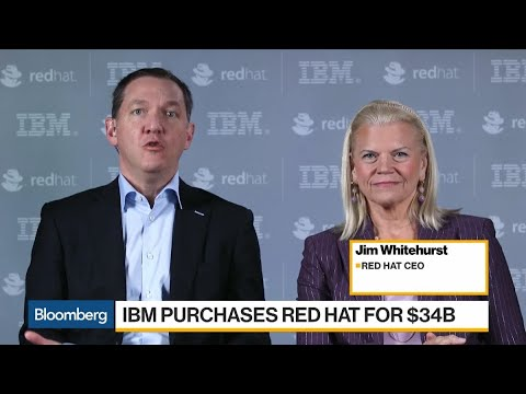 IBM's Been 'Reshaping' for This Moment, CEO Rometty Says