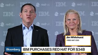 Spojení IBM a Red Hat