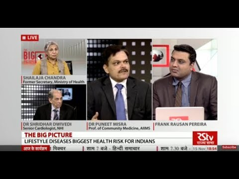 The Big Picture - Lifestyle diseases biggest health risk for Indians