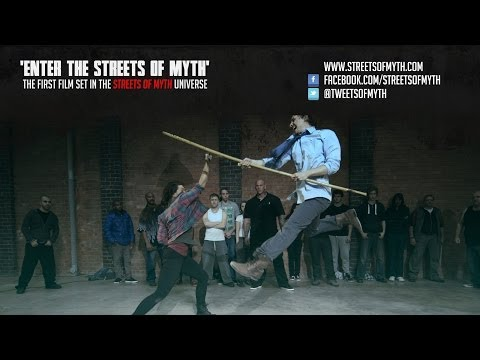Enter the Streets of Myth featuring Zara Phythian
