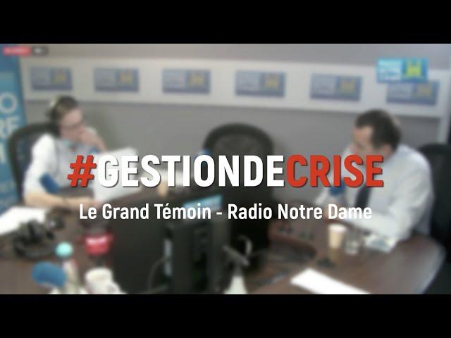#GestionDeCrise - JFP invité de