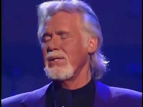 Kenny Rogers -  Lady - Live