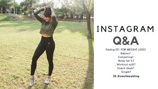 Fitness & Life Q&A!