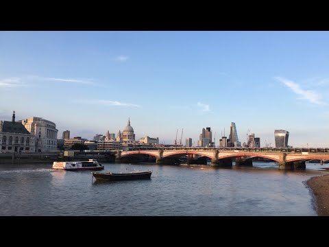 Live from London Southbank @ Sumset - OXO to London Eye