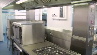 Commercial kitchen installation to latest standards