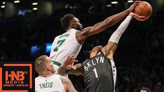 Boston Celtics vs Brooklyn Nets Full Game Highlights | March 30, 2018-19 NBA Season