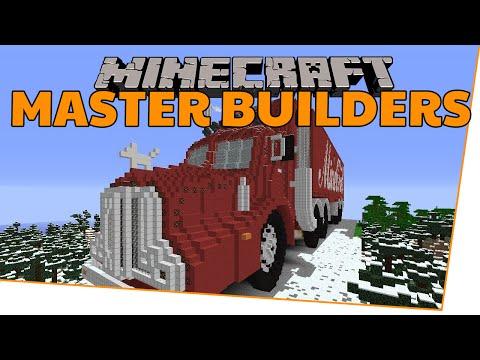 Minecraft Explosion Master Builders