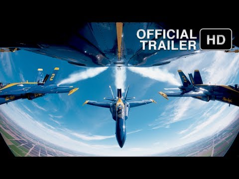 THE MAGIC OF FLIGHT Official Movie Trailer HD -- IMAX film at high speed featuring the Blue Angels