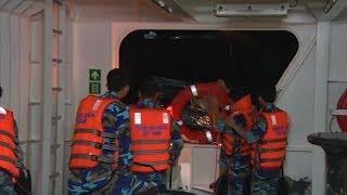 Tin Bão Mới Nhất : Cứu tàu cá bị nạn trên vùng biển Quảng Ngãi