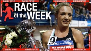 Elle Purrier BREAKS the US Indoor Mile Record in a 4:16 | RACE OF THE WEEK