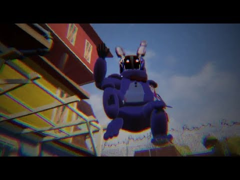 withered bonnie hello neighbor act 2 youtube