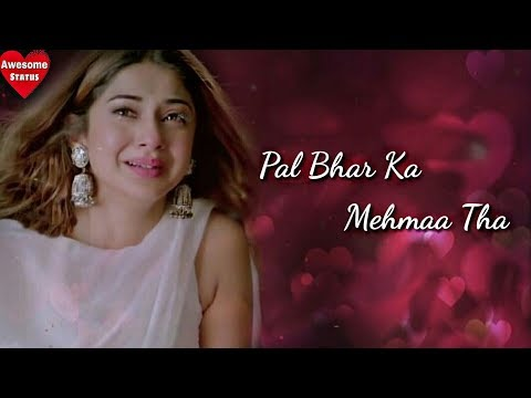 Phir Se Sad Female Version | Whatsapp Status Video