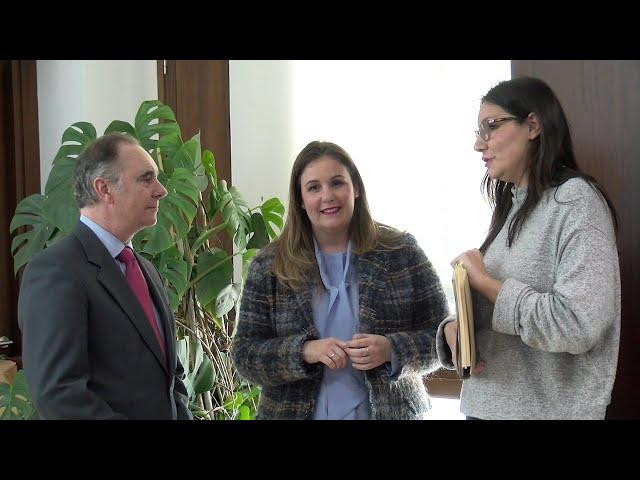 Rueda de Prensa: Entrega certificados experiencia profesional