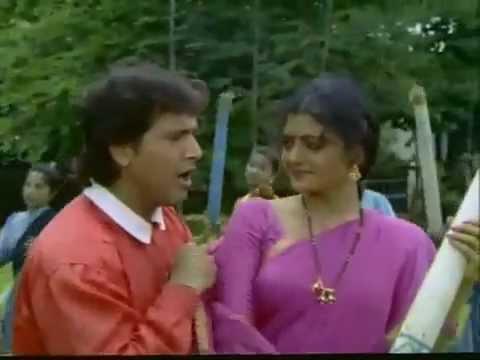 All Songs Of Bhabhi {HD} - Govinda,Juhi Chawla & Bhanupriya - Anu Malik Songs