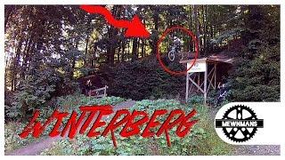 Bikepark Winterberg - Roadgap FIRST TIME MEWNMANS MonGoRiderZ.tv
