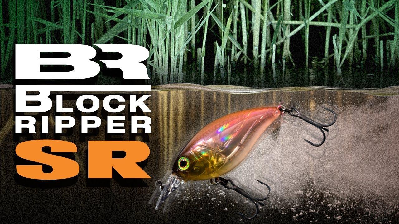 JACKALL BLOCK RIPPER 48SR