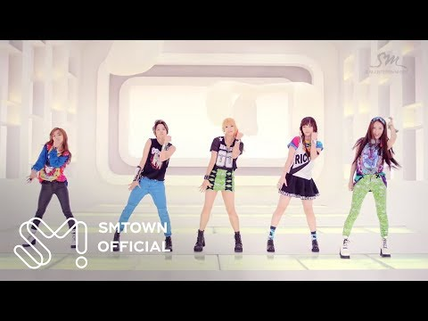 f(x) �프엑스 'Electric Shock' MV