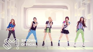f x 에프엑스 electric shock mv