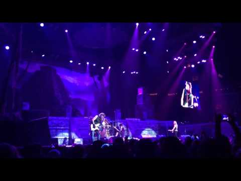 2016.03.30 Iron Maiden (full live concert) [Madison Square Garden, New York City]