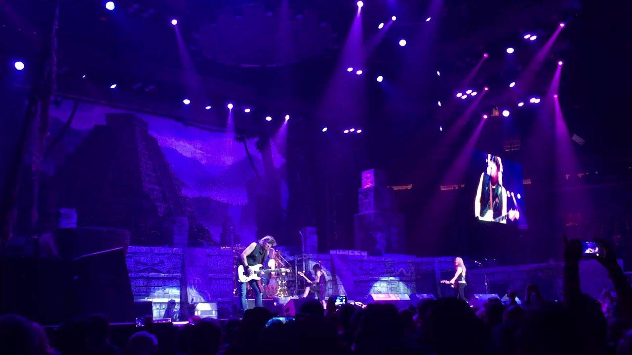 2016.03.30 Iron Maiden (full Live Concert) [Madison Square Garden, New York  City]   YouTube
