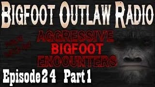 BigFoot 2017 Bigfoot Attacks! Bigfoot Outlaw Radio Ep.24 - The Best Documentary Ever