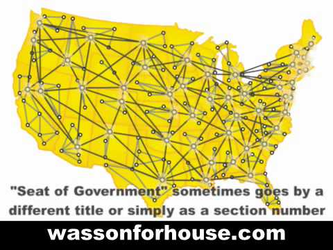 Thad Wasson - US House At Large of South Dakota - BRING HOME THE POLITICIANS