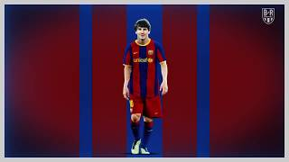 How Leo Messi's Look at Barcelona Has Evolved over the Years