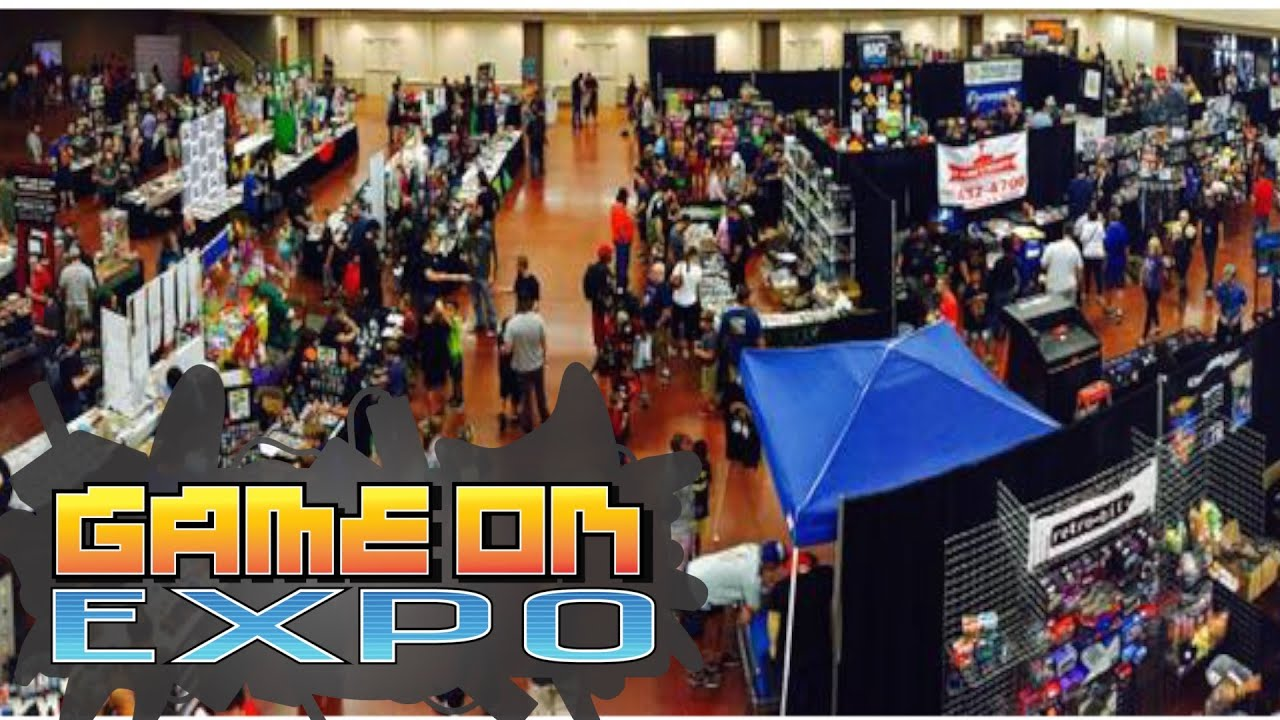 Game on expo gaming convention recap gamester81 youtube for Bureau 13 pc game